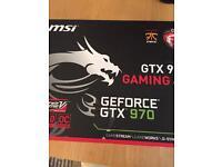 MSI GeForce GTX970