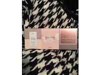 Next Perfumes - Cashmere, Just Pink, Eau Nude. BNIB