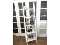 Ladder bookcase Free Delivery Ldn shabby chic bookshelf/Shelving Unite
