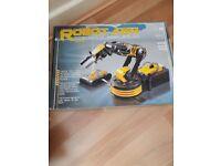 Build a robot arm