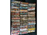 137 Assorted dvds