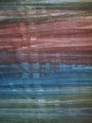 Patina Handpaints Earth Batik Robert Kaufman Landscape Fabric -