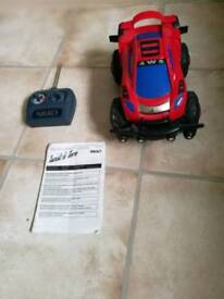 Nikko 4 wheel steer R/C car