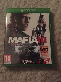 Games (mafia 3, homefront)