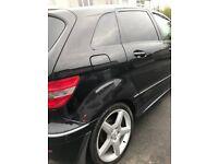 Mercedes-Benz B Class 2.0 B200 CDI 5dr│12 MONTHS MOT|Folding Mirrors│2006|18 inch AMG alloy wheels