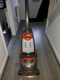Vax ultra rappid carpet cleaner