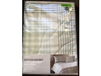 Marks and Spencer Double Duvet Set for Sale - Brand New, Never Used & In Original Packaging