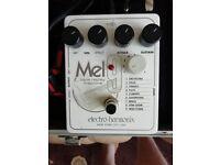 ELECTRO Harmonix MEL9 guitar pedal