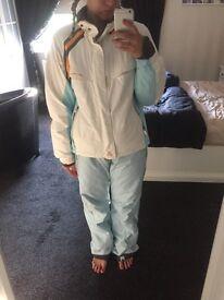 Girls/Womens O'Neill Ski Suit