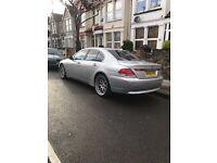 BMW 735i £2000 or swap for Jaguar XTYPE 3ltr auto