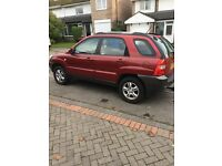 Kia Sportage 2.0 xe 5Dr £4500 only 36500 miles full history and service
