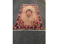 Persian rug handmade - size: 278 x 152 cm