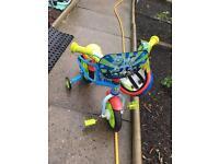 Toy story bike