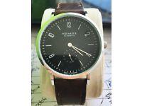 Noms Glashutte mens' quartz watch