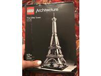 Lego of Eiffel Tower