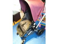 Bugaboo Cameleon 2 + Maxi Cosi Cabrio Fix and more
