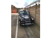 Black taxi Tx2 2003