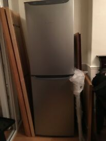 Hotpoint fridge freeze £100. Buyer to collect only contact tel 07896160307