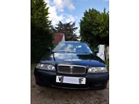 Rover 620 for sale VGC yrs MOT