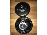 Mans quartz wrist watch