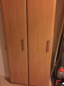 wardrobes, drawers, top boxes matching