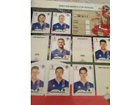World Cup panini stickers