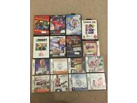 Mega drive And Ds Games