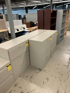 USED Office Furniture Lateral File Cabinets