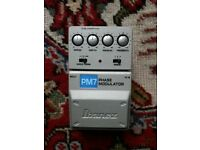 Ibanez PM7 Phase Modulator - Discontinued - £60 open to offers