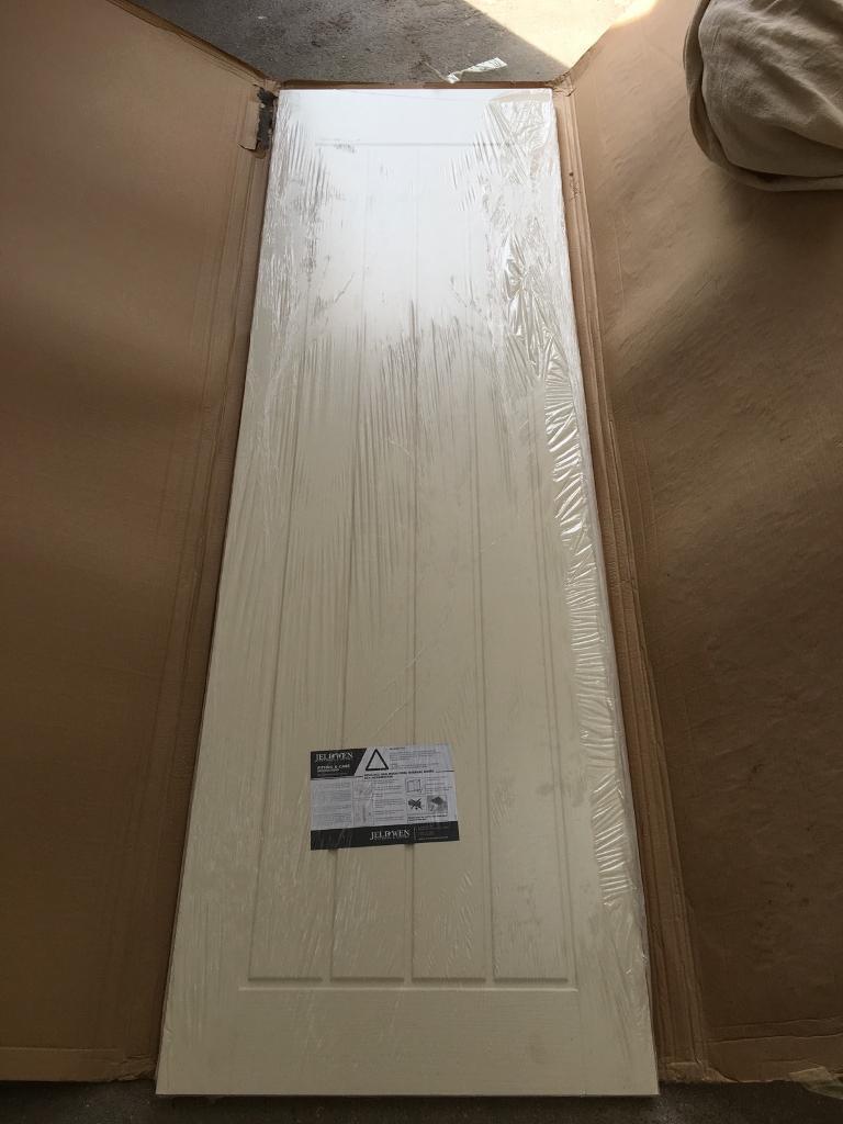 New Moulded Skin Wood Fibre Internal Door In Blackwater Surrey