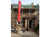 Scaffold & ladder for sale