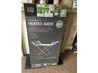 220 watt Heated Airer