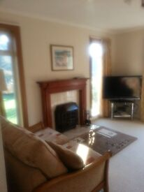 Spacious, well appointed, fully furnished one bedroom flat, Culloden area