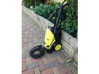 KARCHER HD 5/11C COMMERCIAL PRESSURE WASHER CAR JET TRUCK WASH 240 VOLT