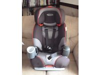 Child's Car Seat - Graco Nautilus Group 1-2-3 - 3 Stage Seat 20-70lbs.