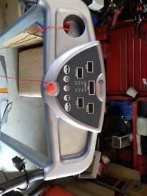 Dynamix running machine