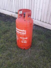 19kg gas bottle propane calor