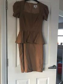 Tan Amy Childs dress