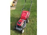 Lawn mower. Mountfield SP530 petrol lawnmower