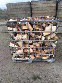 Firewood peat kindlers