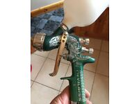 Devilbiss pro spray gun