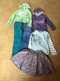 Next,Gap,Fat Face ,girls clothes size 8-9 years