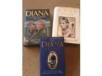Selection of Diana books