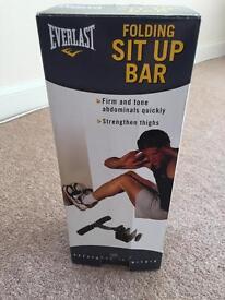 Everlast Men's Sit Up Bar