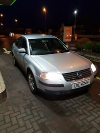 2001 volkwagen passat, full years mot
