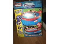 8ft inflatable pool