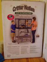 Critter nation cage. Add on *