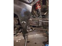 Cheap bike needs some repairing
