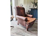 Fireside Club Chair