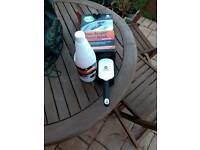 Dura-bright wheel wash starter kit for alloy wheels